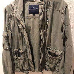 American Eagle jacket-M